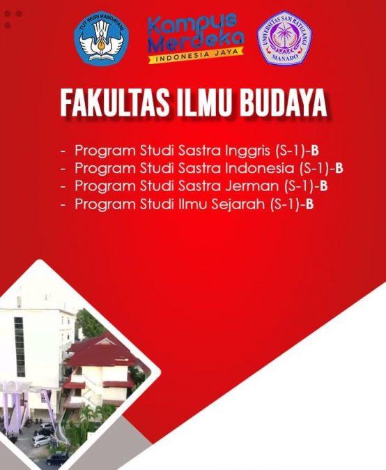 Prosedur pelaksanaan UTBK Universitas Sam Ratulangi tahun 2021