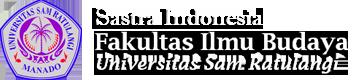 Profil dan Kompetensi Lulusan - Prodi Sastra Indonesia FIB Unsrat